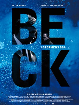Affisch_Beck 25 - I stormens öga