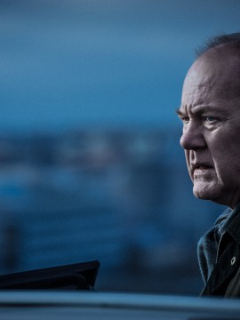 Beck 31 -  Gunvald Peter Haber as Martin Beck Director: Mårten Klingberg Photo. Baldur Bragason Produced by: Filmlance International AB 2016