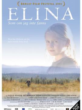 Elina. 35x50 sv affisch.